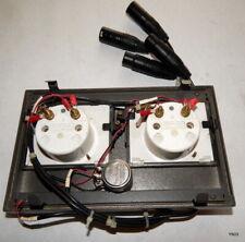 Vintage Audio 2 Channel Vu Analog Display 8 516 X 5 14 R32af