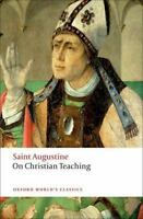 On Christian Teaching by Augustine, St