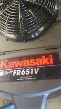 """FR651V-DS09R 21.5 HP Kawasaki - 1"""" Crankshaft Free muffler"""