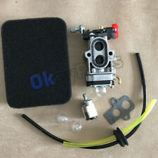 Carburetor & Fuel Filter Redmax EBZ7500 back pack blower Rep 581156101 544363001
