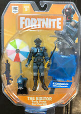 """New listing Fortnite """"The Visitor"""" 4"""" Collectible Toy Includes 4 Exclusive Editing Materials"""