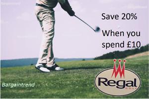 Regal Sports Golf Socks Various Colours Length Spike Visor Shoes  #BargainTrend