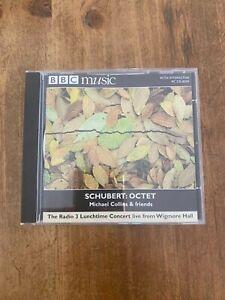 RARE BBC MUSIC SCHUBERT OCTET MICHAEL COLLINS AND FRIENDS CD LIKE NEW
