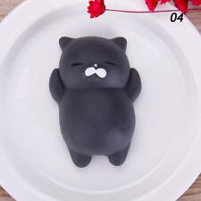 1pc Soft Toys Slow Rising Simulation Black Cat Hand Fidget Toy df#12