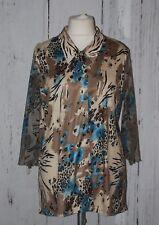 South Lodge, Ladies, Retro, Casual, Party, Blouse, Shirt, size XL (20-22)