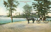 C-1910 Seattle Washington Washington Park Boulevard Postcard Hopf Bros 12508