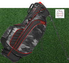 "OGIO Golf 2017 Stinger Stand Carry Bag - ""Urban Camo Red"" - NEW"