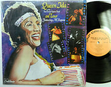 QUEEN IDA & the Bon Temps ZYDECO BAND LP featuring AL RAPONE