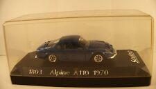 Solido 1803 Alpine Alpine A110 1970 neuf sans boite