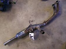honda left exhaust  pipe muffler aspencade gl1100 goldwing 1980 81 82 interstate