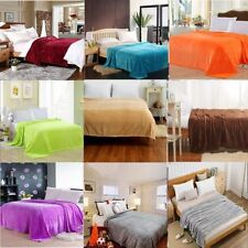 unbranded 100 polyester sofa throws blankets