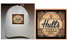 HULL'S CREAM ALE BEER BALL CAP
