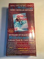 GREG HILDEBRANDT 1993 COLLECTOR CARD UNOPENED BOX (AUTOGRAPH CARDS ?)