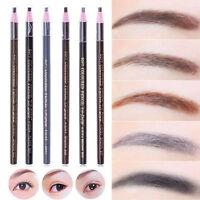 Eyebrow Pencil Colored Soft Cosmetic Art Permanent Makeup Waterproof Tattoo Pen
