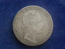 Gulden 1858 B   Franz Josef - Ferenc  W/17/323