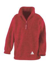 Pulls et cardigans rouge polaire pour garçon de 2 à 16 ans
