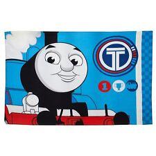 Thomas The Tank Engine Winner Panel Fleece Blanket Character Throw 100x150cm