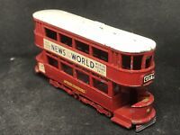Matchbox Yesteryear Y3 Series 1 Issue 12 1907 London 'E' Class Tramcar