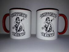 NEW Hells Angels Support 81 Ceramic Mug - Rally Cup, 81 Memeorablila, Biker,
