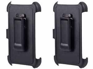 2-Pack Belt Clip Holster Replacement For Samsung Galaxy Otterbox Defender Case