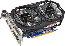 Grafikkarte VGA PCI-Express Gigabyte NVIDIA GeForce GTX750Ti mit 4GB Speicher