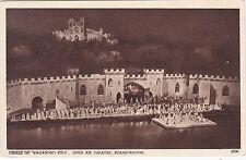 Finale Of Vagabond King, Open Air Theatre, SCARBOROUGH, Yorkshire
