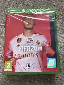 FIFA 20 -- Standard Edition (Microsoft Xbox One, 2019)