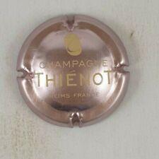capsule champagne THIENOT alain n°26a rosé violacé et crème