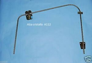 COMPATIBILE CON #AUTOBIANCHI #A112 #ALZACRISTALLO #ALZAVETRO SINISTRO