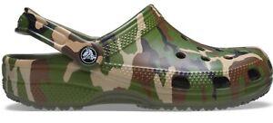Limited Edition CROCS Classic Clogs Fancy/Graphic Shoes Sandals Unisex