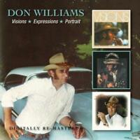 Williams Don - Visions/Expressions/Portrait Neuf CD