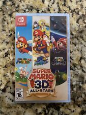 Super Mario 3D All-Stars - Nintendo Switch Sealed Mint Condition