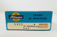 Athearn HO model train in box ~ #1835 SL Observation B&O