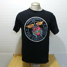Bon Jovi The Circle Tour 2010 Shirt L - Concert T