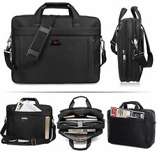 Laptop waterproof Shoulder Bag Case For ACER LENOVO DELL MACBOOK Hasee Toshiba