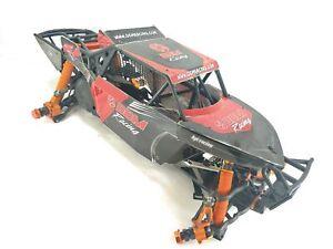 ULTRA RARE: HPI BAJA 5B 1/5 2WD BUGGY SAND RAIL ELECTRIC CONVERTED ROLLER SLIDER