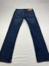 LEVIS 511 Skinny jeans size 27X27 14 regular boys youth pants denim