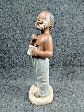 """All God'S Children By Miss Martha Originals Figurine """"James"""" Edition #8"""