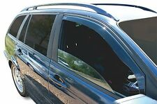 DBM11120 BMW 3 E46 4/ 5p 1998-2006 Deflecteurs d'air Déflecteurs de vent 2pcs