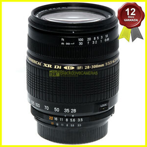 Tamron AF 28/300mm f3,5-6,3 Macro XR Di Obiettivo per fotocamere Nikon FX e DX