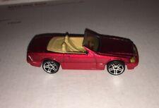 Hot Wheels Mercedes Benz 500 SL Convertible 1/64