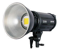 LED 100 with Bowens Mt. Reflector