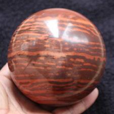 100mm Australian Print Stone Crystal Gemstone Sphere Ball