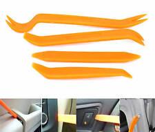 Kit 4 outils démonte garniture tableau de bord autoradio automobile - NEUF