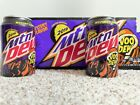2019 Mtn Mountain Dew VooDew Halloween Limited Edition Unopened 2x 12 ounce Can
