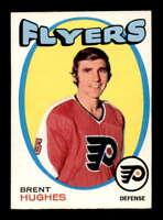 1971 O-Pee-Chee #205 Brent Hughes  EXMT/EXMT+ X1613528