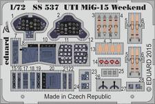 Eduard Zoom SS537 1/72 Mikoyan MiG-15UTI Weekend