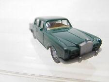 Eso-3564 1:87 Wiking Rolls Royce Silver Shadow kieferngrün