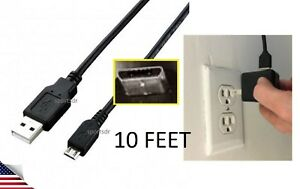 USB Electric Cord for Samsung Galaxy Tab E 8.0 SM T377A 4 10.1 SM-T530NU Tablet