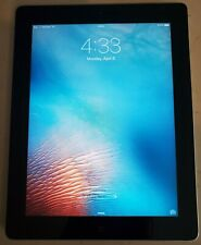 Apple iPad 3rd Gen Tablet A1397 - Silver 64GB 9.7 inch WiFi & Celluar Unlocked